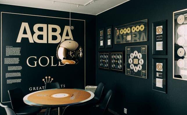 Abba Gold Suite. Foto Pop Hotel.