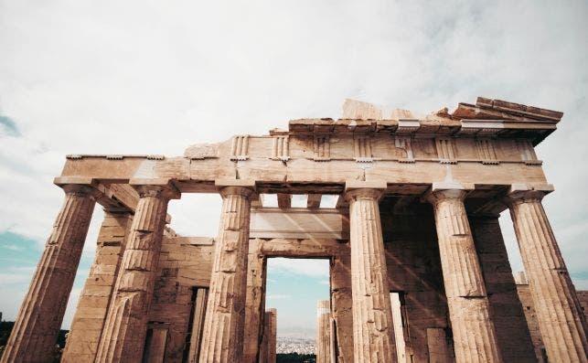 Acrópolis Atenas. Foto Cristina Gottardi | Unsplash.