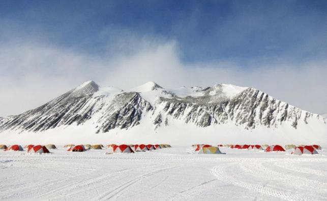 Airbnb Antarctic Sabbatical. Foto: Airbnb.
