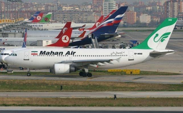 Airbus A310 304, Mahan Air JP6763011