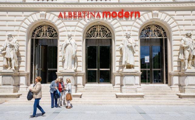 Albertina Modern. Foto EFE
