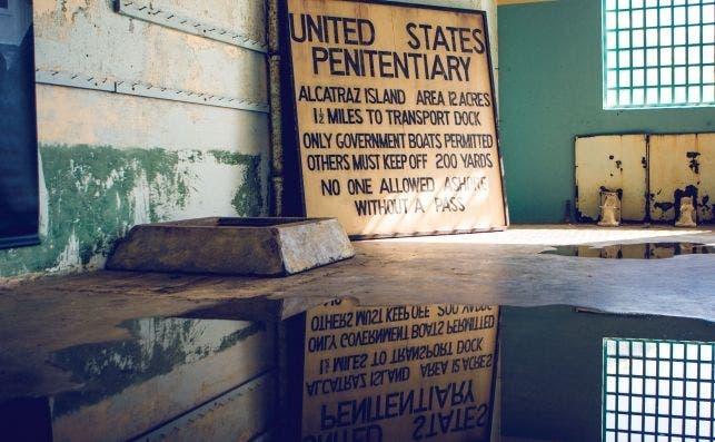 Prisión de Alcatraz. Foto Rita Morais | Unsplash.