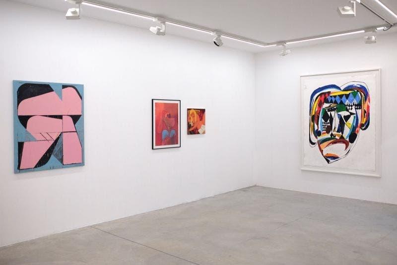 Alice Gallery, Brussels.