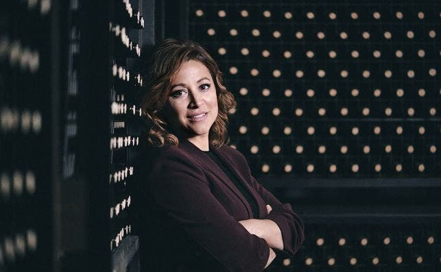 Almudena Alberca es la primera mujer española MW.