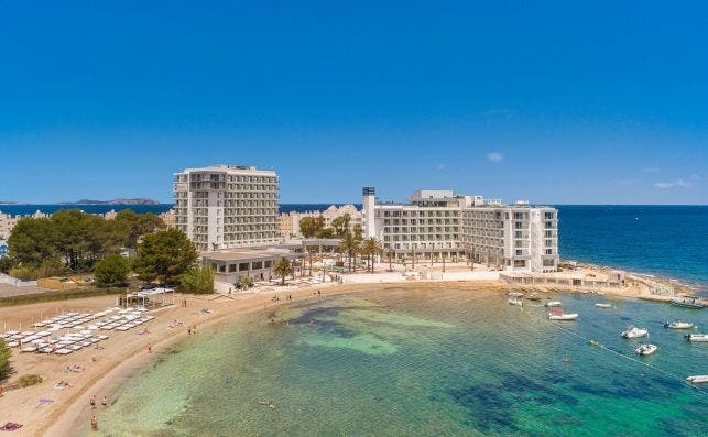 Amare Hotel Ibiza. Foto Fuerte Hotels Group.