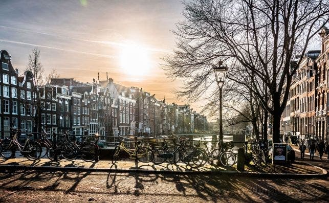 Amsterdam. Foto Holidu.