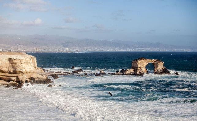 Antofagasta. Foto Turismo de Chile.