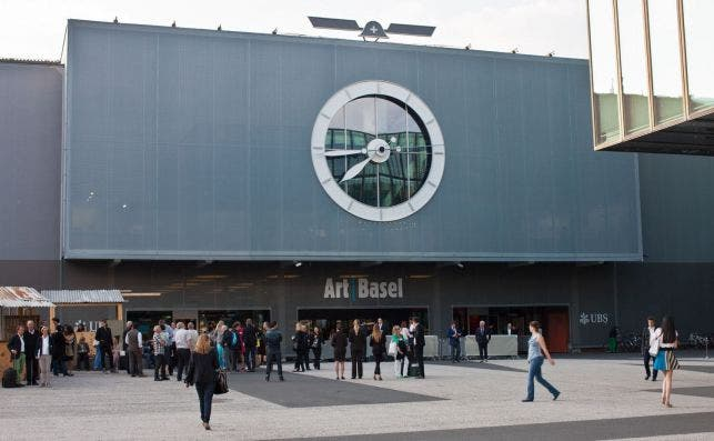 Art Basel es la feria de arte maÌs importante del mundo.Foto Turismo de Basilea