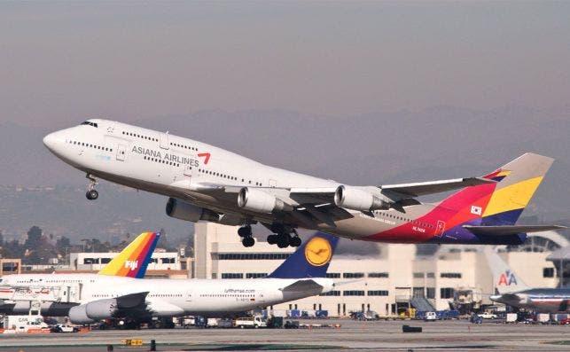 Asiana Airways A380 Foto Wikipedia