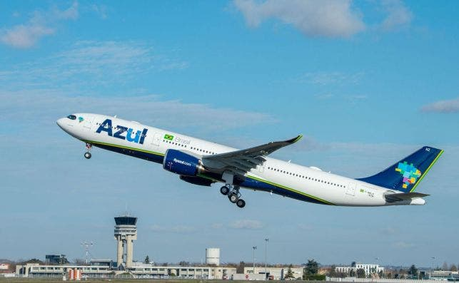 Azul aerolineas