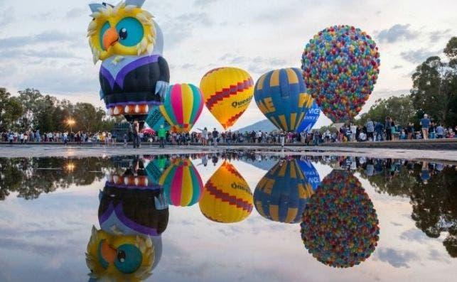 Balloon Spectacular, Canberra.