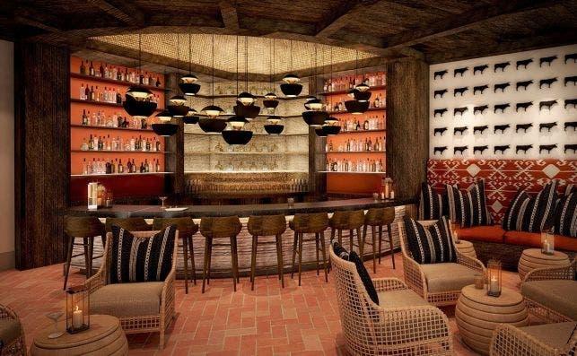 Bar mexicano Costa Bávaro. Foto Lopesan Hotel Group.