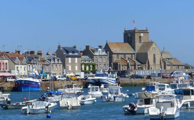 Barfleur foto turismo de Normandia