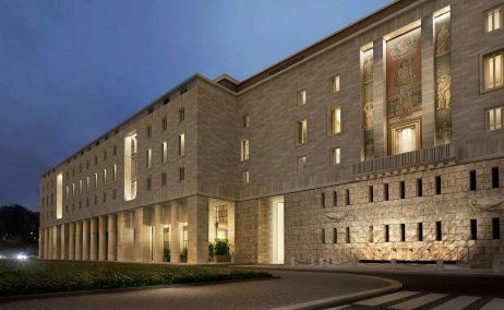 Bvlgari homenajea a Roma con un hotel de aires imperiales