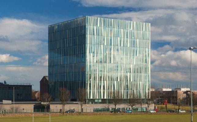 Biblioteca King's College, Aberdeen.