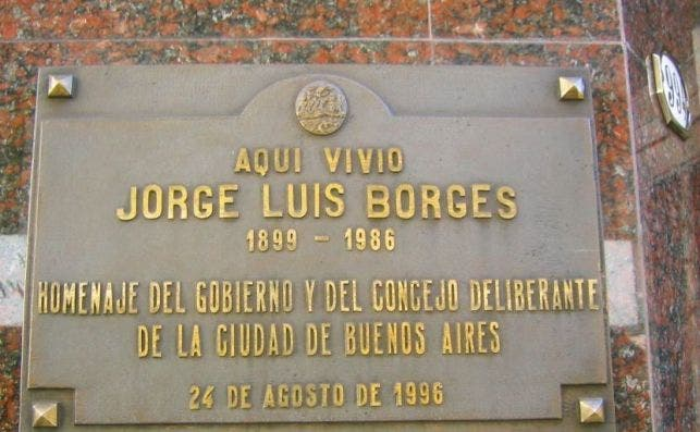 Borges placa maipu