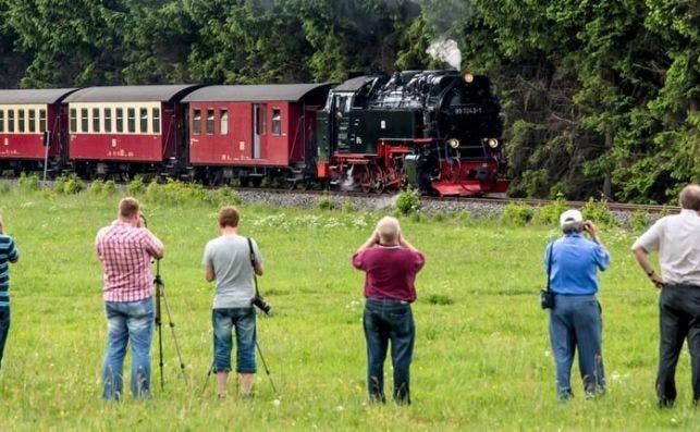 Brockenbahn Foto HSB