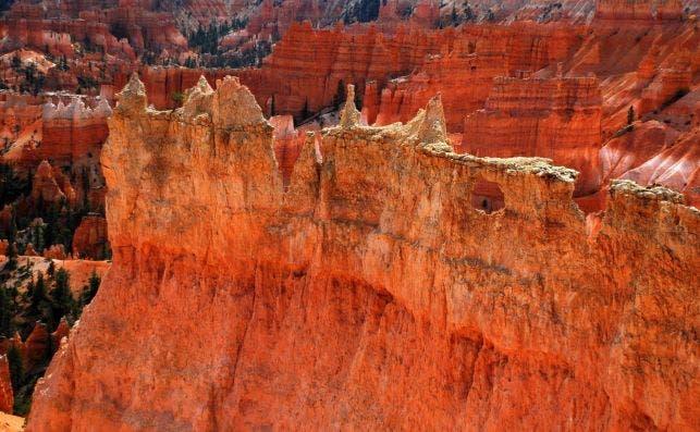 Bryce Canyon. Foto Michael Hoyt Unsplash