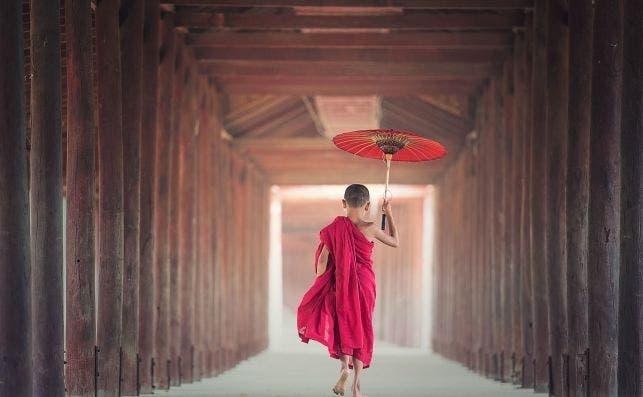 Budismo. Foto Sasin Tipchai | Pixabay.
