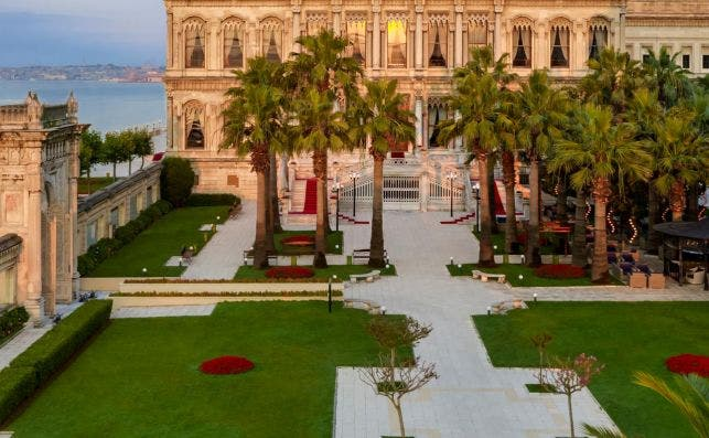 Çırağan Foto Kempiski Hotels