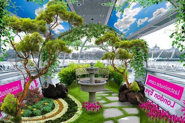 CaÌpusla Royal Gardens. Imagen Bespoke Events