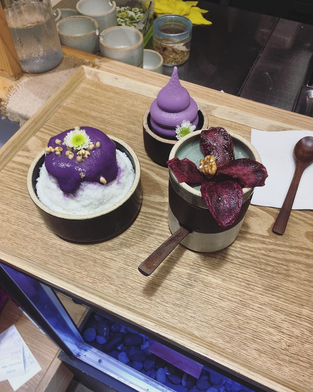 Cafe Bora, Seúl.
