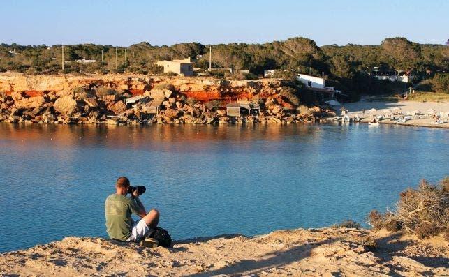 Cala Saona, Formentera.