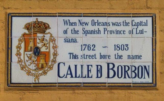 Calle D Borbon Mosiac