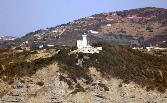 Cape Malabata Lighthouse