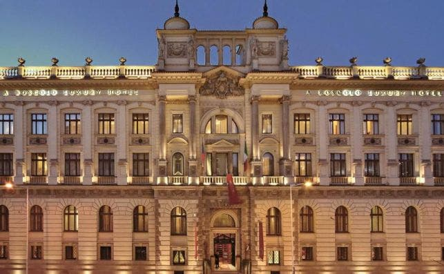 Carlo IV Hotel, Praga. Foto NH Hotel Group.