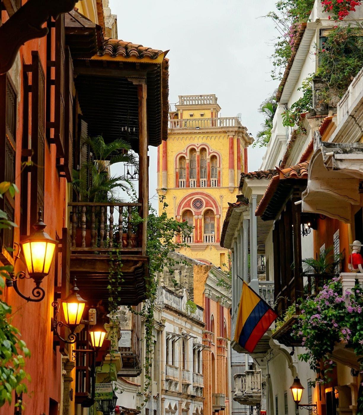 Cartagena de Indias. Foto Unsplash