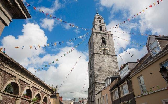 Catedral de Santa Ana. Foto Turismo de Irlanda.