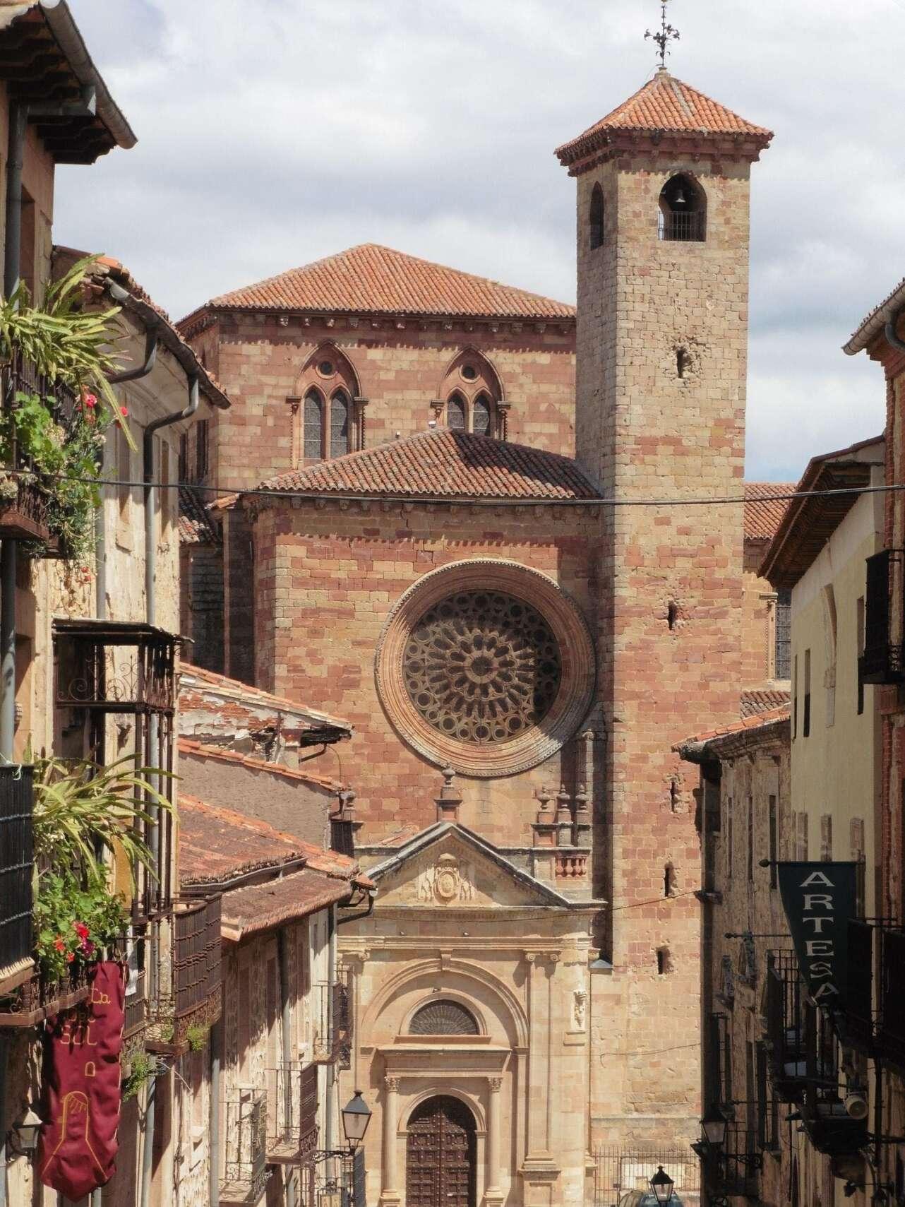 Catedral de Sigüenza. Foto: Pixabay.