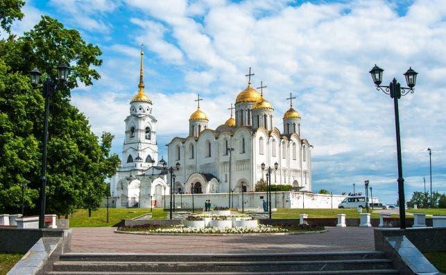 Catedral Vladimir foto Sergei Gorbachev   Pixabay