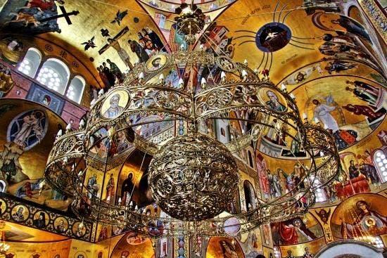 catedral ortodoxa podgorica