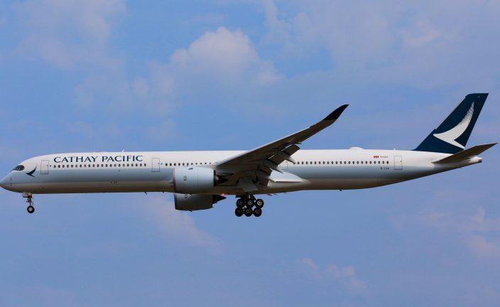 Roban a Cathay Pacific datos de 9,4 millones de pasajeros