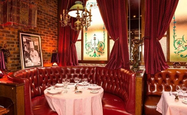Cazenove   restaurante de Pierre Orsi