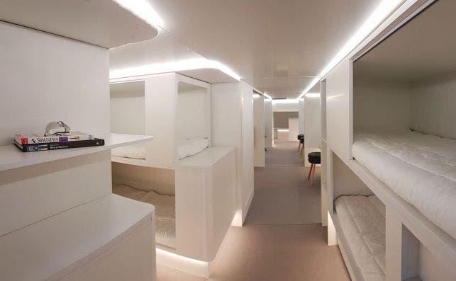 CC Airbus Lower Deck Modules