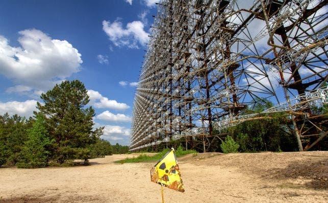 Chernóbil. Foto Yves Alarie   Unsplash.