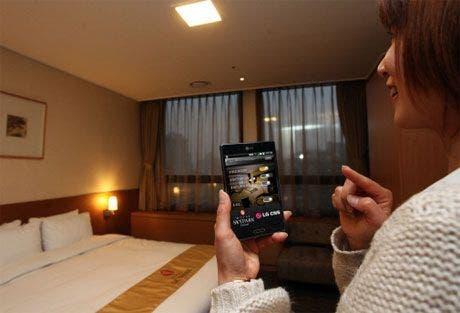 China smart room