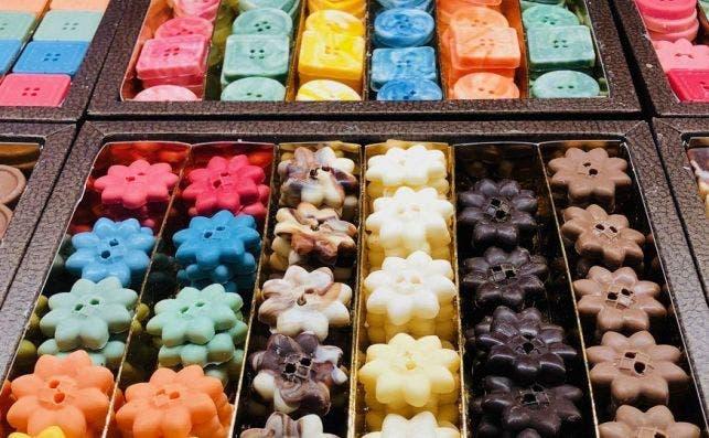 Todo el crucero será una oda al chocolate. Foto: Costa Cruceros.