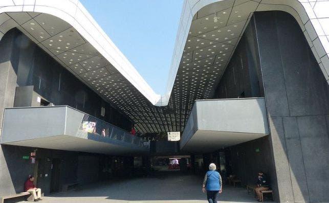 Cineteca Nacional Foto Steve Silverman