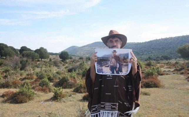 Clint Eastwood vuelve al western en Burgos. Sad Hill.