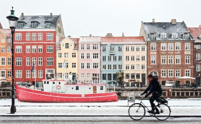 Copenhague. Foto Max Adulyanukosol | Unsplash.