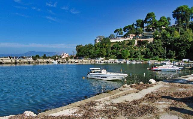 Corfu Foto Andrew Buchanan Unsplash