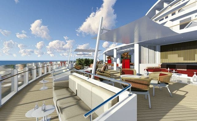 Costa Venezia ofrece un primer recorrido exclusivo de 53 días.