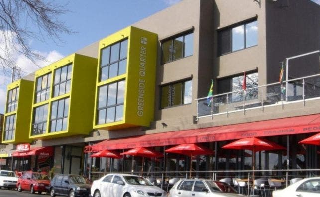 Craighall presume de modernidad. Foto Turismo de Gauteng