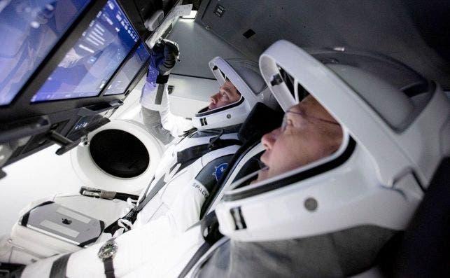 crewDragon Foto SpaceX