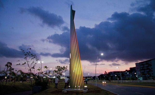 Cromovela Cinta Costera III PanamaÌ
