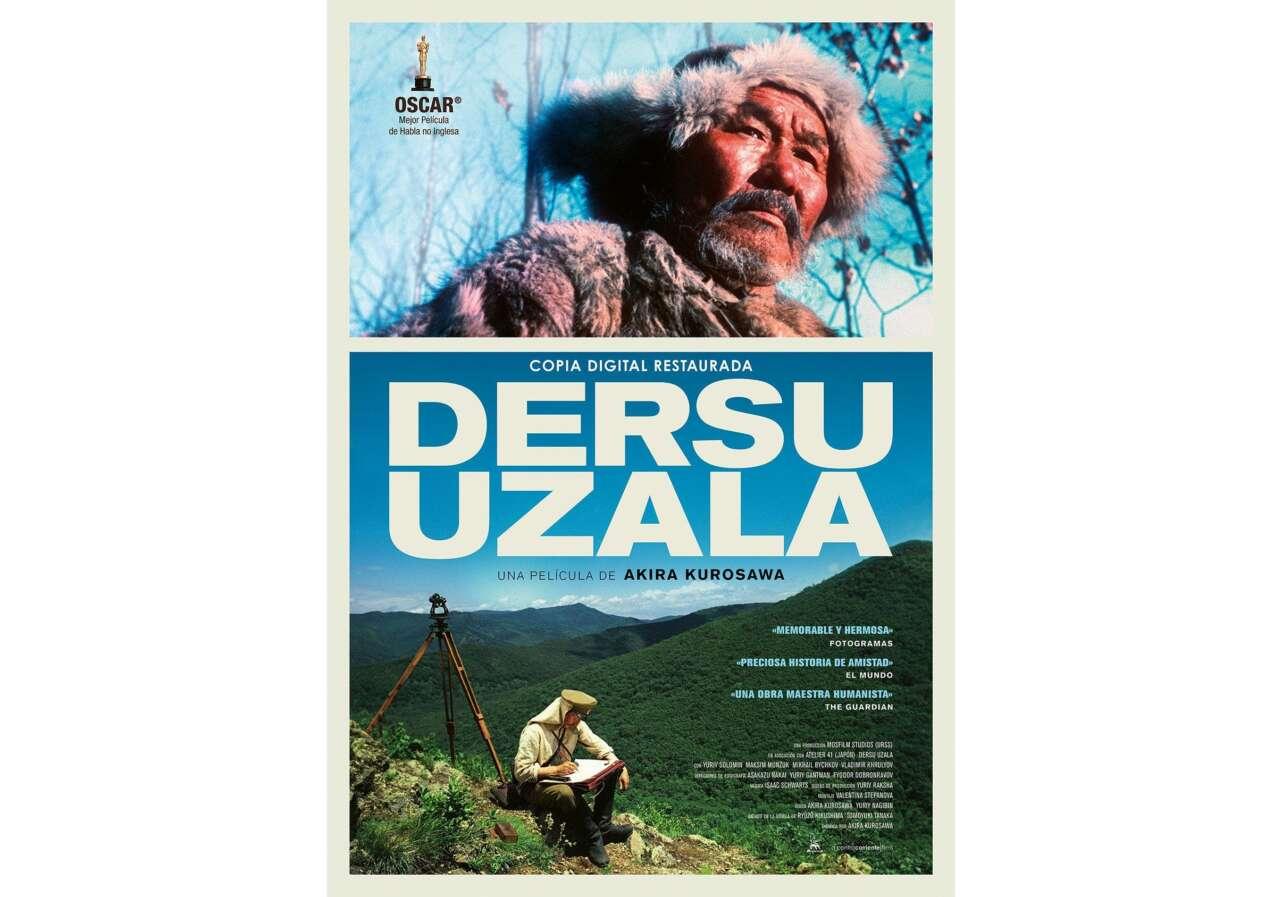 Dersu Uzala (002) poster